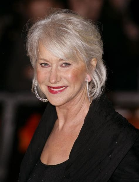 Did You Helen Mirren Carried Around 250000 At The Oscars by 58 Best Images About Helen Mirren Hair On
