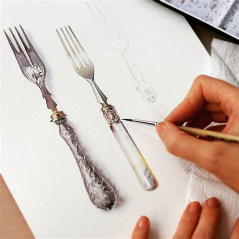 watercolor metal tutorial 64 best images about art tutorial metal objects on