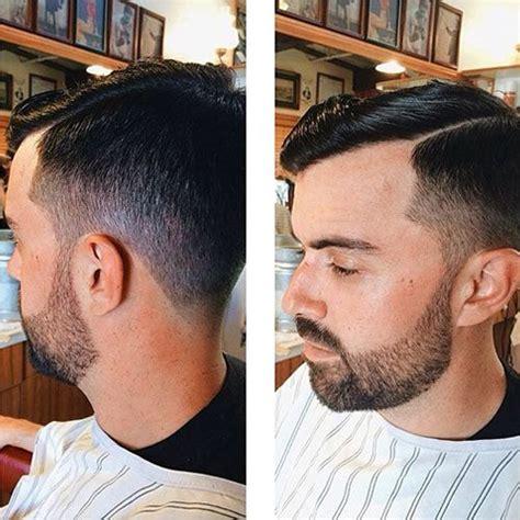 taper fade with beard taper fade into beard credit http iconosquare com