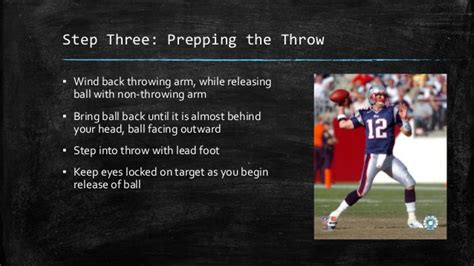 how to throw a how to throw a football