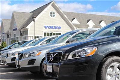 study names lovering volvo cars  north america top luxury dealership  sales influence