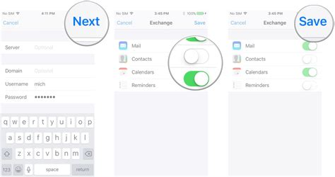 format email on iphone how to set up mail on iphone and ipad imore
