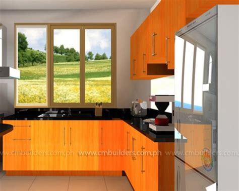 house kitchen design philippines kitchen design cm builders