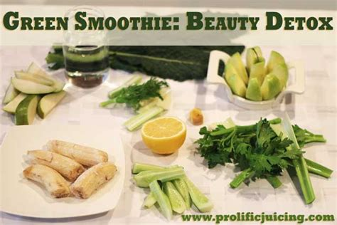 26 Day Detox The Green Smoothie by Green Smoothie Recipe Detox