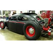 Chopped 59 VW Beetle Rat Rod So Sexy You Sure Cant Resist
