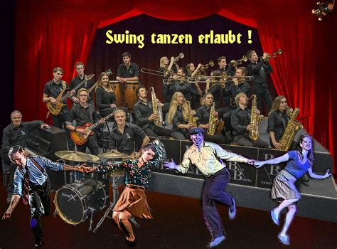 swing nights swing night mit der big band berenbostel jazzclub garbsen