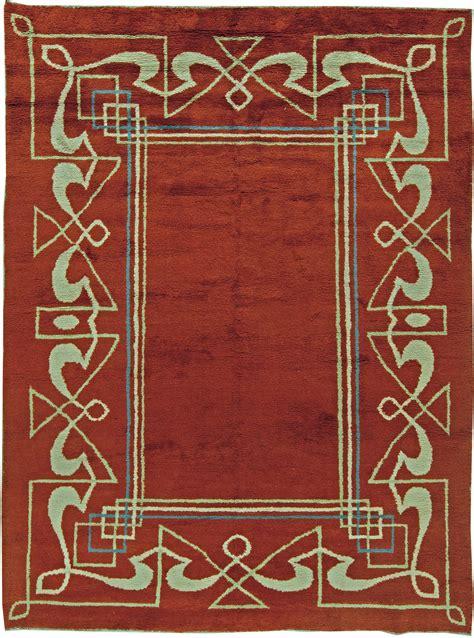 rugs decor a vintage deco rug bb5827 by doris leslie blau