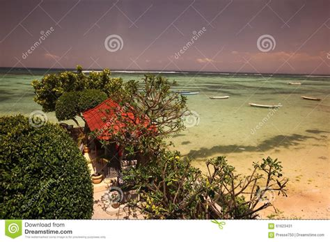 landscape design bali indonesia asia indonesia bali nusa lembongan landscape coast stock