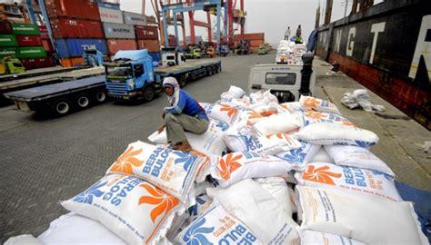 Ukuran Karung Bulog bulog ditugaskan impor beras mendag tak ada spekulasi