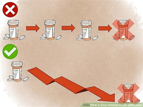 How Does It Take To Detox From Antidepressants by How To Ease Antidepressant Withdrawal With Pictures