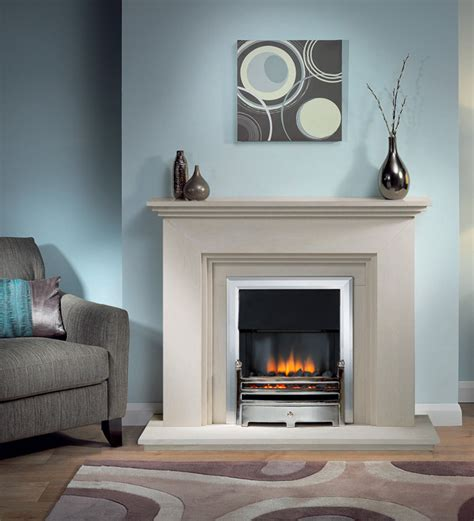 Portuguese Limestone Fireplace by Gallery Cranbourne Portuguese Limestone Fireplace