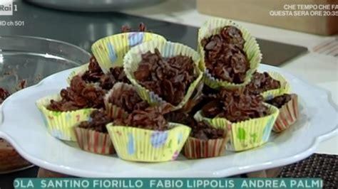 ricette di cucina di benedetta parodi ricette benedetta parodi di cioccolato da domenica