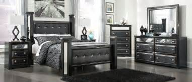 Ashley Bedroom Furniture Sets buy ashley furniture alamadyre poster bedroom set