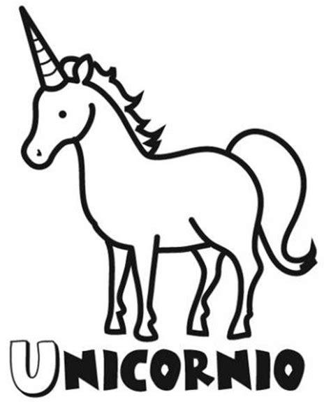 imagenes de unicornios infantiles para colorear unicornio dibujos para colorear