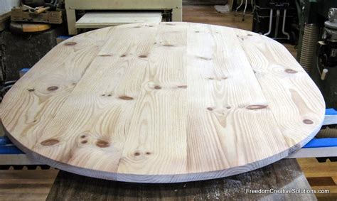 Eco friendly wood table and countertops in Winston Salem