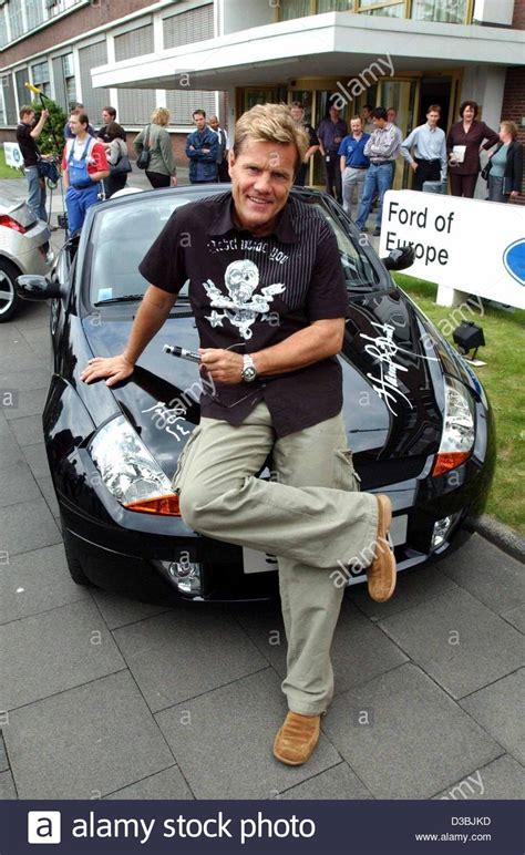 Dieter Bohlen Auto by Dieter Bohlen Stockfotos Dieter Bohlen Bilder Alamy