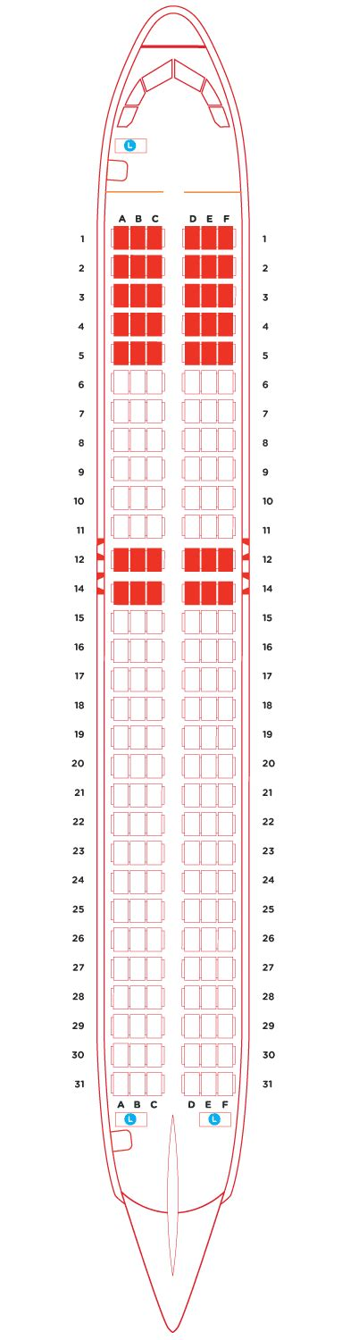 airasia x flight seat layout the freedom to choose your seat seat options airasia