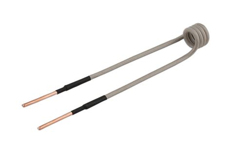 heat inductor rope coil standard coil 15mm for heat inductor part no 1284 part of the heat induction range from