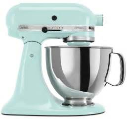 220 Volt KitchenAid 5KSM150PSEIC Artisan Stand Mixer   Ice Blue