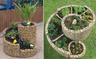 Office Herb Garden by Diy Herb Spiral Garden Tips On How To Build One Find