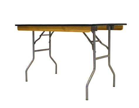 varnished trestle table 4 x 2 6 quot