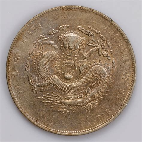 china of dollars the forgotten history of the 1904 kiangnan silver