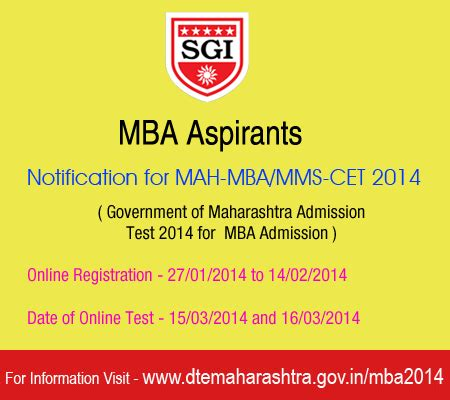 Information Of Mba Cet by Mba Cet Sanjay Ghodawat Of Institutions