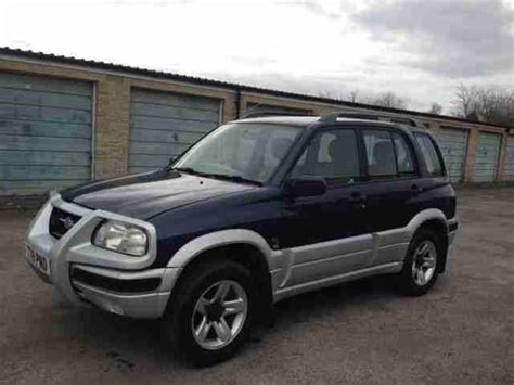 Suzuki Grand Vitara V6 For Sale Suzuki 1999 Grand Vitara V6 Blue Spares Or Repair Car For