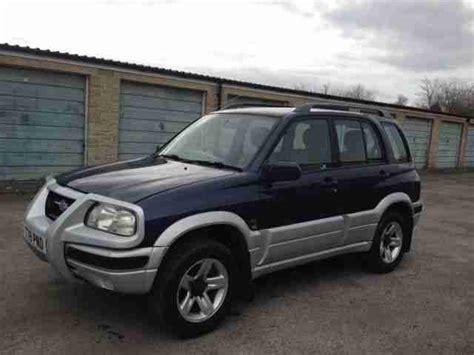 Suzuki Vitara 1999 For Sale Suzuki 1999 Grand Vitara V6 Blue Spares Or Repair Car For