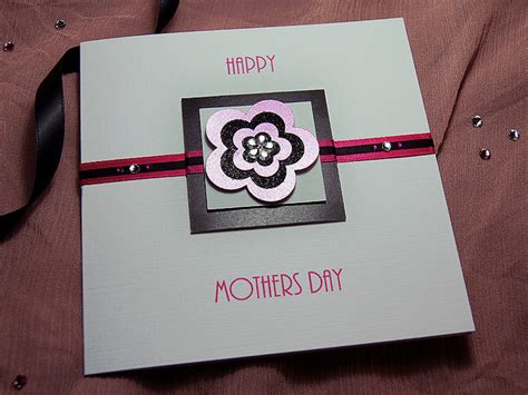 Handcraft Card - handcrafted mothers day cards