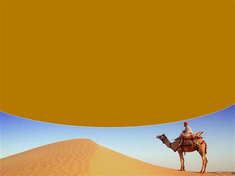 Desert Clipart Wallpaper Pencil And In Color Desert Clipart Wallpaper Desert Powerpoint Background