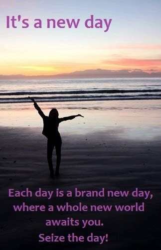It?s A Brand New Day. Free Encouragement eCards, Greeting