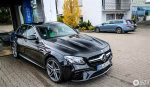 official 2017 mercedes amg e 63 4matic and e 63 s