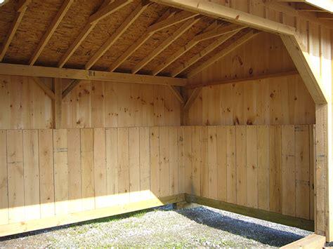 run  sheds horse shed design shed plans