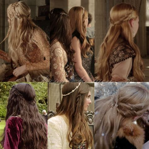 reign tv show hair beads reign hairstyles reign pinterest reign hairstyles