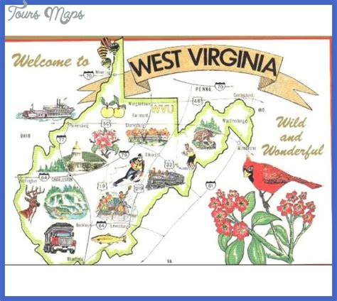 maps relating to virginia in the virginia state library and other departments of the commonwealth with the 17th and 18th century atlas maps in the library of congress classic reprint books maps update 800576 virginia tourist attractions map