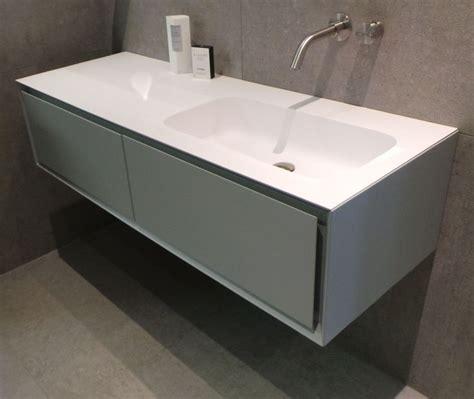 design wastafel een strak design wastafelmeubel met 1 wasbak in mat wit