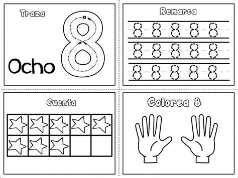 imagenes de actividades matematicas grafomotricidad n 250 meros del 1 al 10 n 250 meros preescolar
