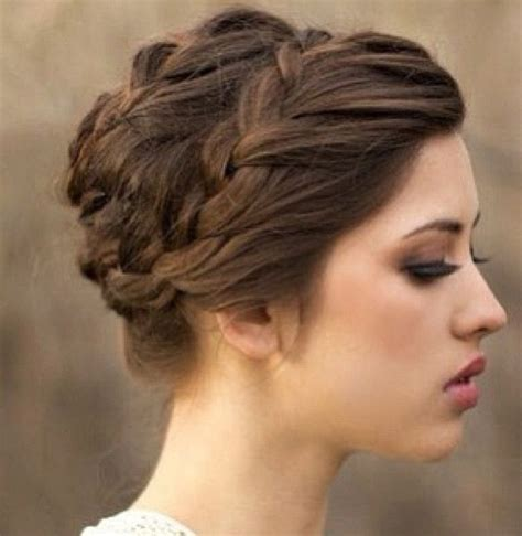 updos in braids updo french braid hairrr