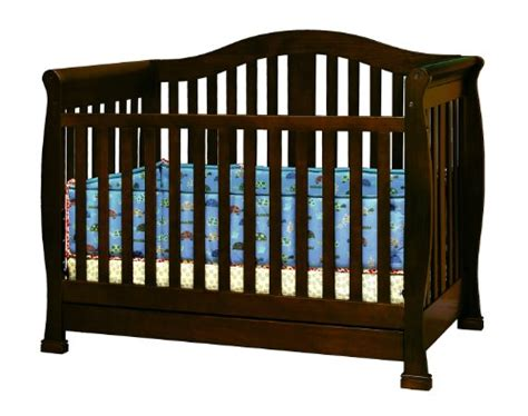 Bed Attached Crib Crib With Changing Table Attached