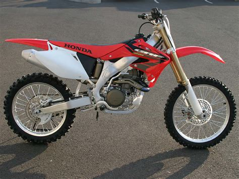 2004 honda crf450r photos motorcycle usa