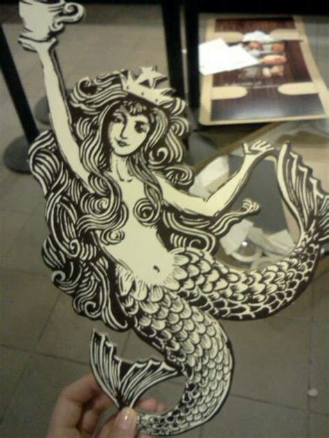 siren tattoo starbucks siren tattoos bitches starbucks