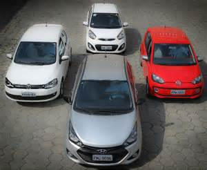 Fox Hyundai Kia Hb20 E Picanto Encaram Fox E Up Carros Comparativos