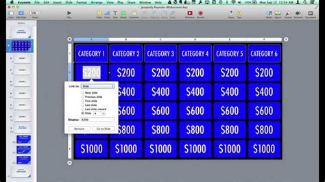 jeopardy keynote template keynote jeopardy template for