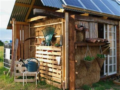 Build Your Own Tool Shed by Pallet Shed To Build Your Own 99 Pallets