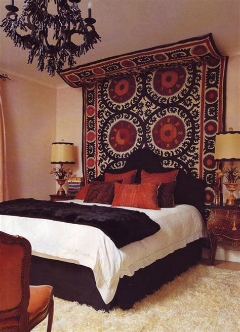 Like The Idea Of Using A Tapestry As A Flowy Headboard Bedroom Wall Tapestry