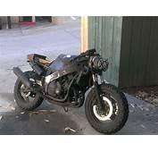 Ready For The Apocalypse FZR600 Survratfighter  Motorcycles