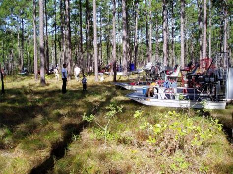 quick slick airboat bottom jimmy white southern airboat