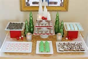 amazing holiday dessert table home design garden