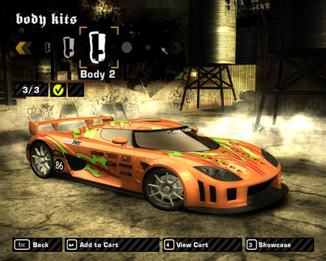 Need For Speed Most Wanted Koenigsegg Need For Speed Most Wanted Koenigsegg Ccx Fully Tunable